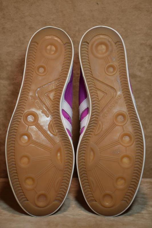 Высокие кроссовки кеды adidas originals basket profi. индонези... - Фото 4
