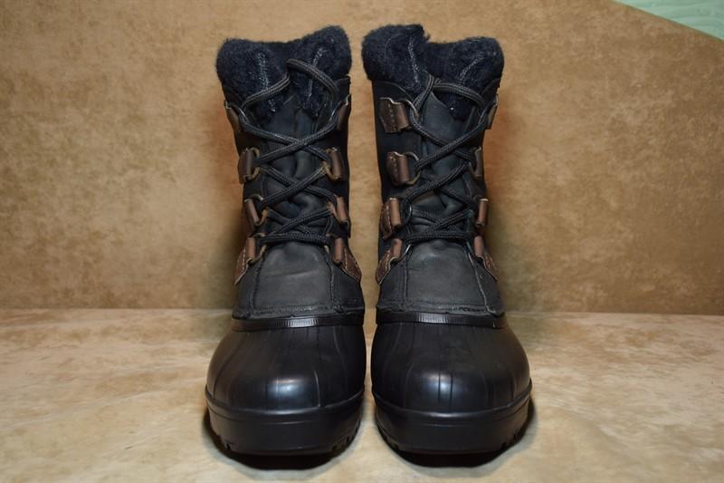 Термоботинки sorel alpine снегоходы ботинки сапоги зимние. кан... - Фото 2