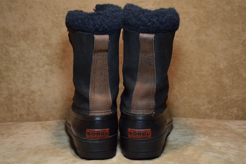 Термоботинки sorel alpine снегоходы ботинки сапоги зимние. кан... - Фото 3