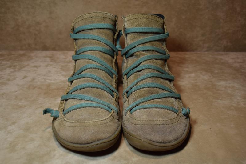 Ботинки кроссовки кеды camper peu cami. оригинал. 38 р. / 24.5... - Фото 2