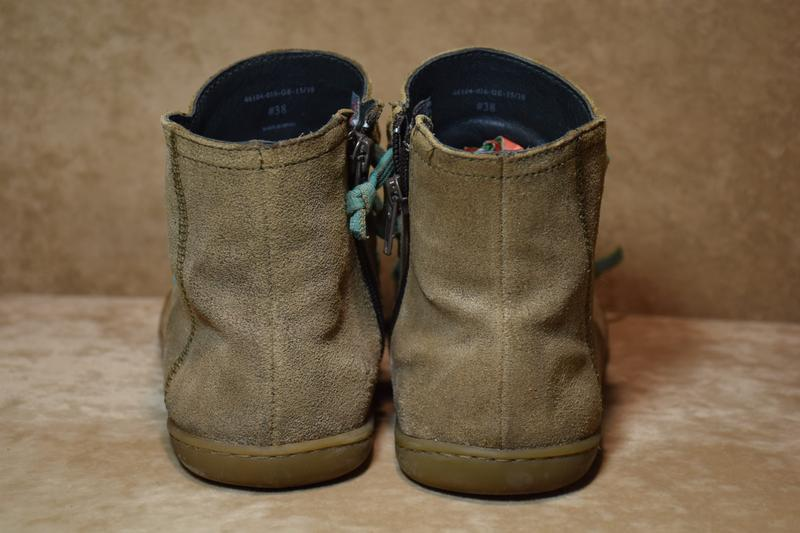 Ботинки кроссовки кеды camper peu cami. оригинал. 38 р. / 24.5... - Фото 3