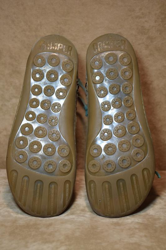 Ботинки кроссовки кеды camper peu cami. оригинал. 38 р. / 24.5... - Фото 4