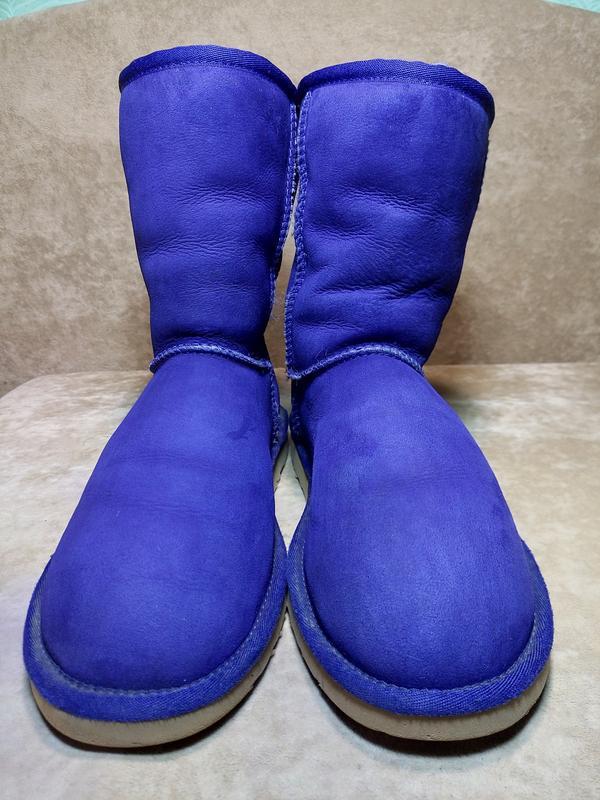 Угги ugg australia 5825 classic short ботинки сапоги зимние ов... - Фото 2