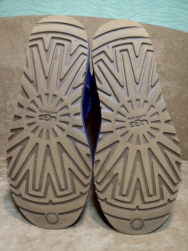 Угги ugg australia 5825 classic short ботинки сапоги зимние ов... - Фото 4