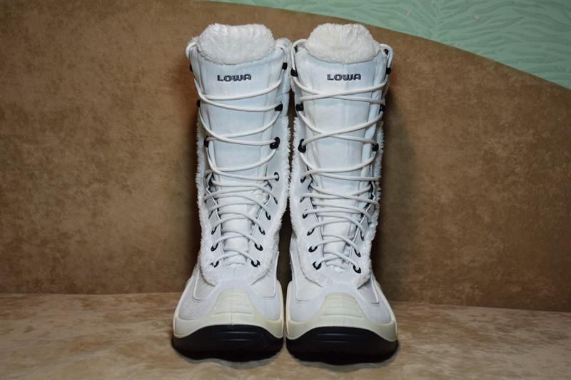 Ботинки зимние lowa cortina gtx gore-tex ws термоботинки слова... - Фото 2