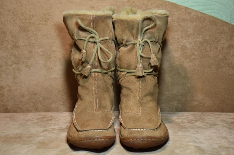 Сапоги ботинки угги camper contact earth зимние. испания. ориг... - Фото 2