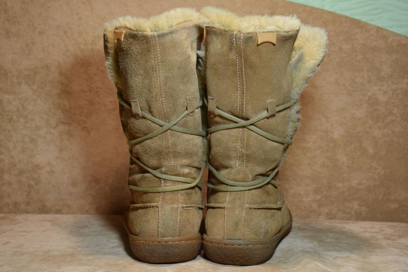 Сапоги ботинки угги camper contact earth зимние. испания. ориг... - Фото 3