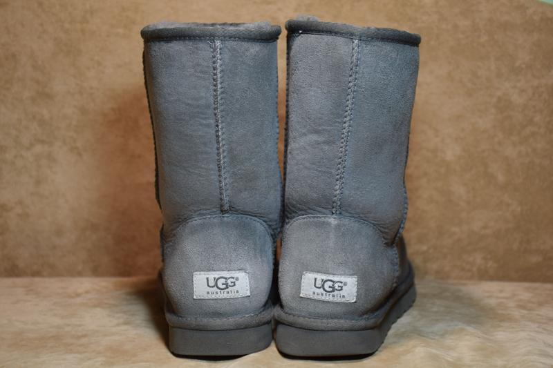 Угги ugg australia classic short сапоги ботинки зимние овчина ... - Фото 3