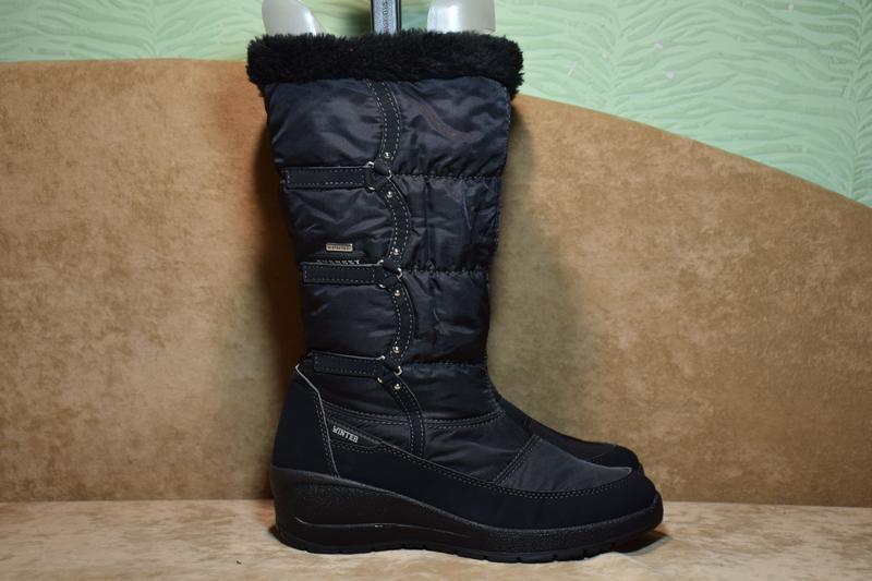 Термоботинки everest winter watertex ботинки сапоги зимние рум...