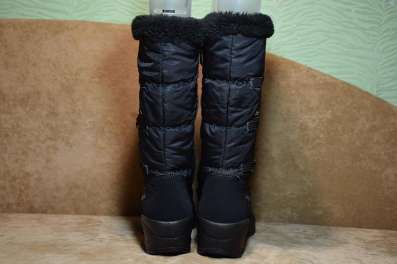 Термоботинки everest winter watertex ботинки сапоги зимние рум... - Фото 3