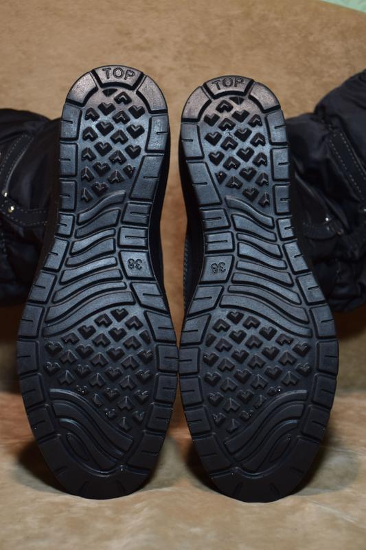Термоботинки everest winter watertex ботинки сапоги зимние рум... - Фото 4