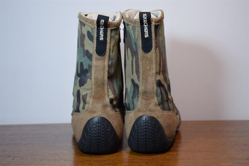 Кроссовки ботинки skechers. оригинал. 41 - 42 р./27.8 см. - Фото 4