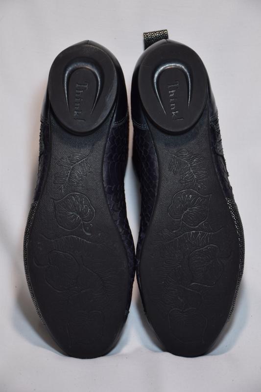 Ботинки ботильоны think guad кожаные. австрия. оригинал. 37-38... - Фото 6