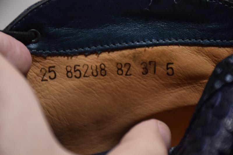 Ботинки ботильоны think guad кожаные. австрия. оригинал. 37-38... - Фото 8