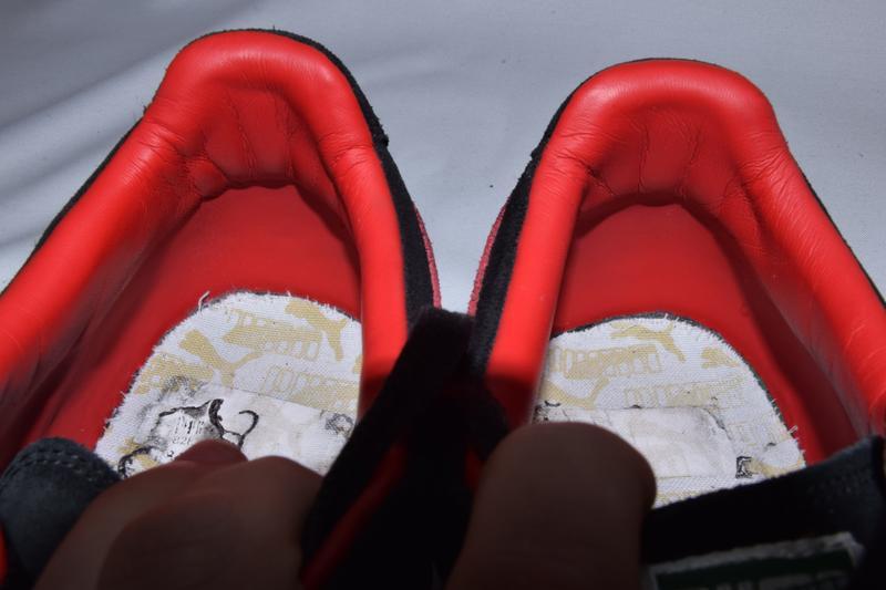 Мужские кроссовки puma suede classic. индонезия. оригинал. 44 ... - Фото 5