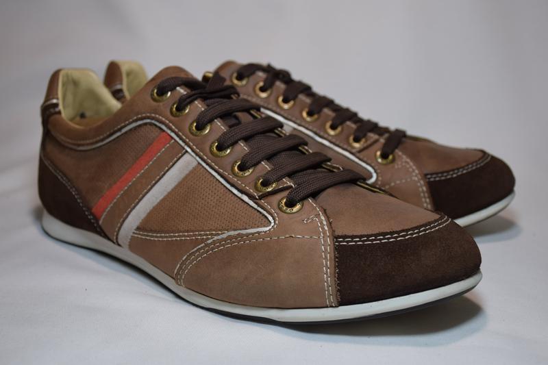 Кроссовки туфли geox respira. оригинал. 45 р./30 см. - Фото 3