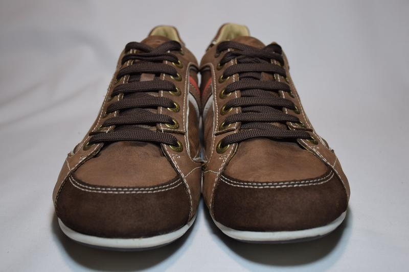 Кроссовки туфли geox respira. оригинал. 45 р./30 см. - Фото 4