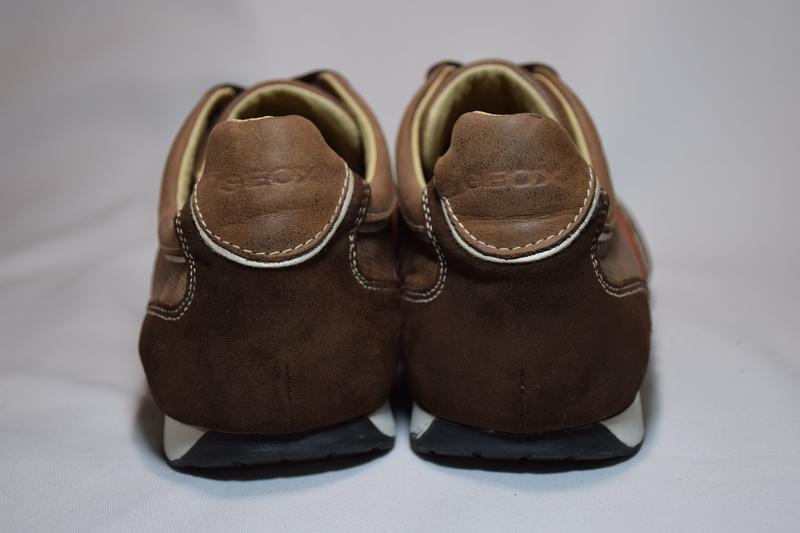 Кроссовки туфли geox respira. оригинал. 45 р./30 см. - Фото 5