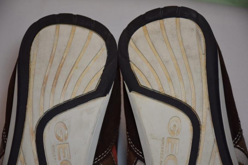 Кроссовки туфли geox respira. оригинал. 45 р./30 см. - Фото 8