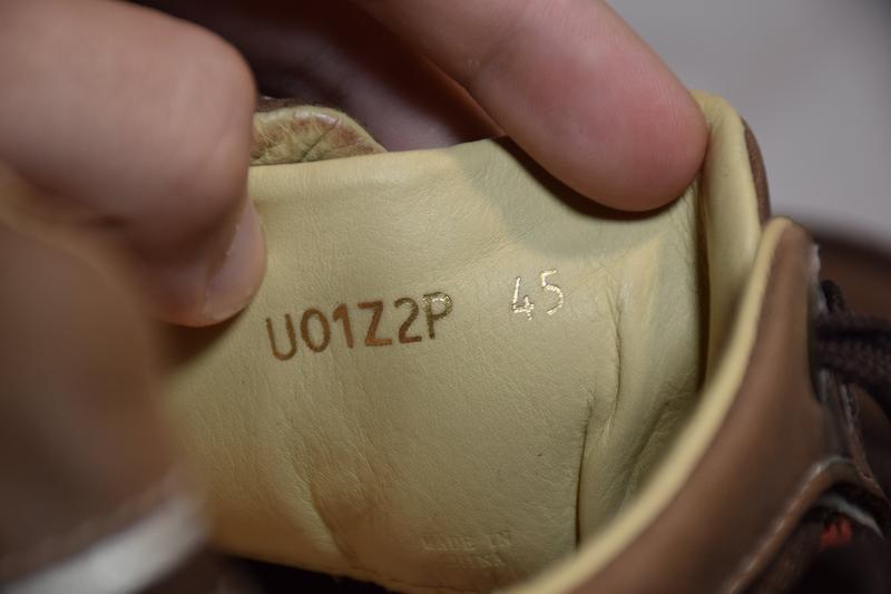 Кроссовки туфли geox respira. оригинал. 45 р./30 см. - Фото 9