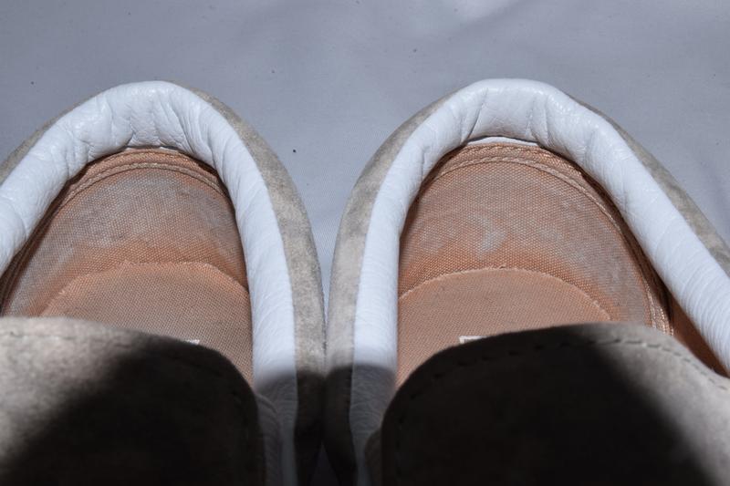 Мокасины слипоны vans classic slip-on suede кеды кроссовки. ор... - Фото 6