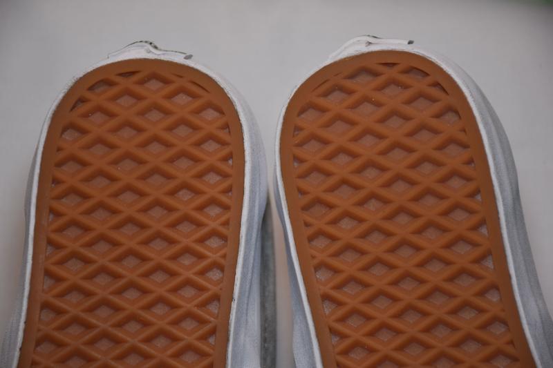 Мокасины слипоны vans classic slip-on suede кеды кроссовки. ор... - Фото 8