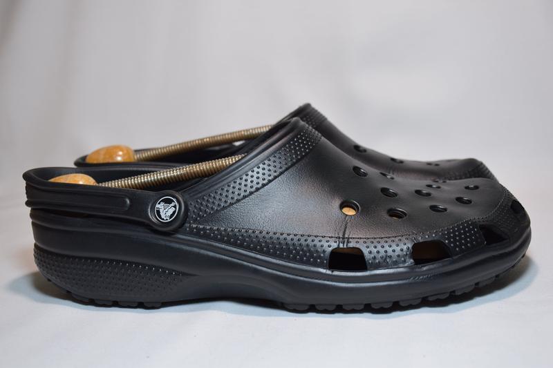 Кроксы сабо crocs classic. италия. оригинал. - Фото 3