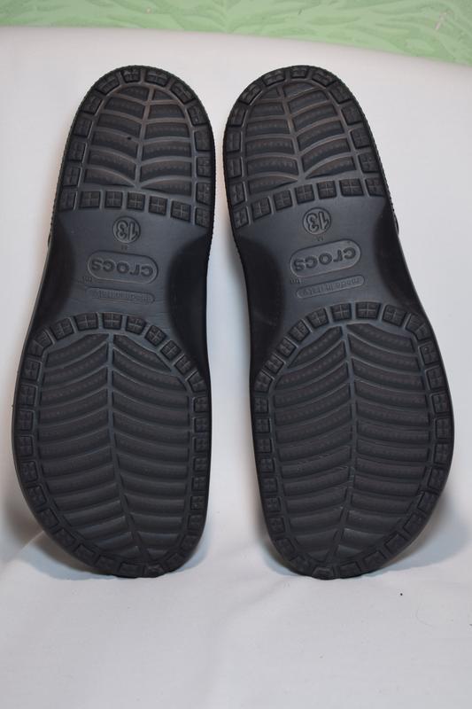 Кроксы сабо crocs classic. италия. оригинал. - Фото 6