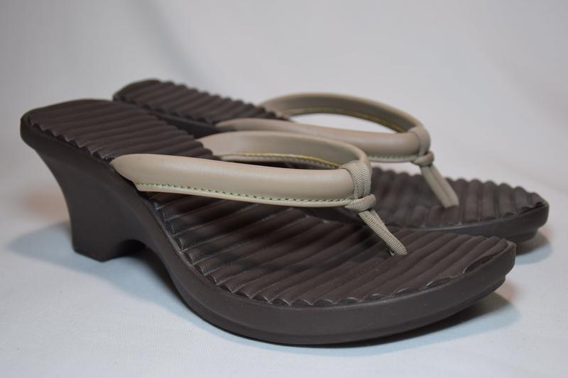 Кроксы вьетнамки шлепанцы сланцы crocs flip flop. оригинал. 38... - Фото 2