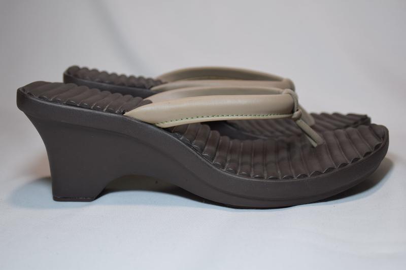 Кроксы вьетнамки шлепанцы сланцы crocs flip flop. оригинал. 38... - Фото 3