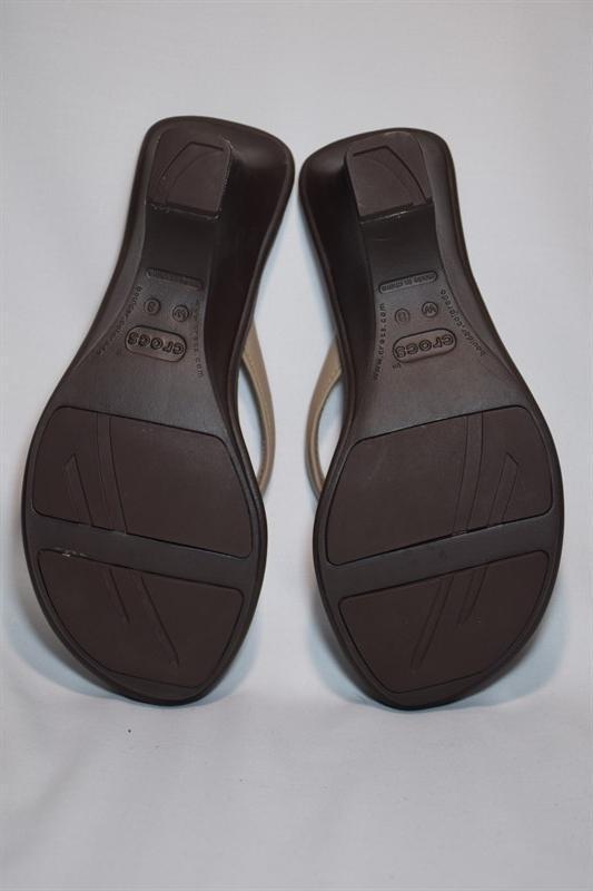Кроксы вьетнамки шлепанцы сланцы crocs flip flop. оригинал. 38... - Фото 7