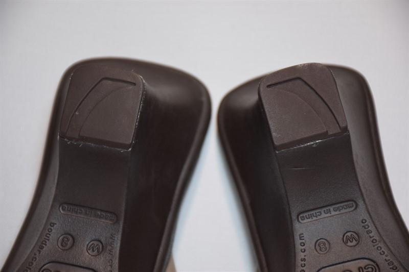 Кроксы вьетнамки шлепанцы сланцы crocs flip flop. оригинал. 38... - Фото 8