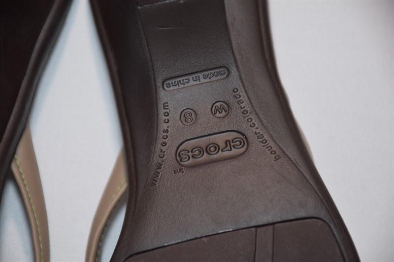 Кроксы вьетнамки шлепанцы сланцы crocs flip flop. оригинал. 38... - Фото 9