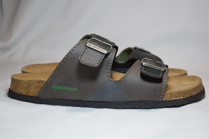 Шлепанцы сланцы dr. brinkmann / birkenstock сандалии мужские. ... - Фото 2