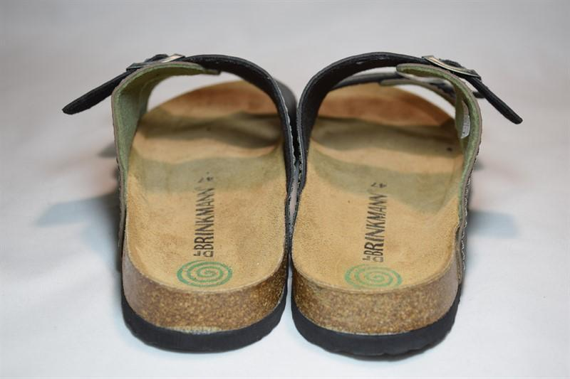 Шлепанцы сланцы dr. brinkmann / birkenstock сандалии мужские. ... - Фото 4