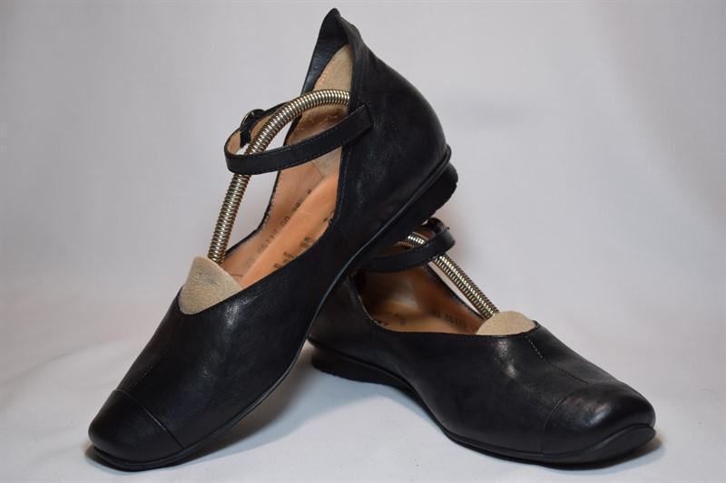 Кожаные балетки think chilli туфли босоножки женские. оригинал...