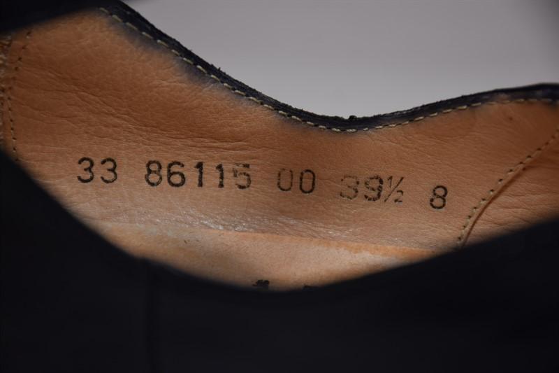Кожаные балетки think chilli туфли босоножки женские. оригинал... - Фото 9