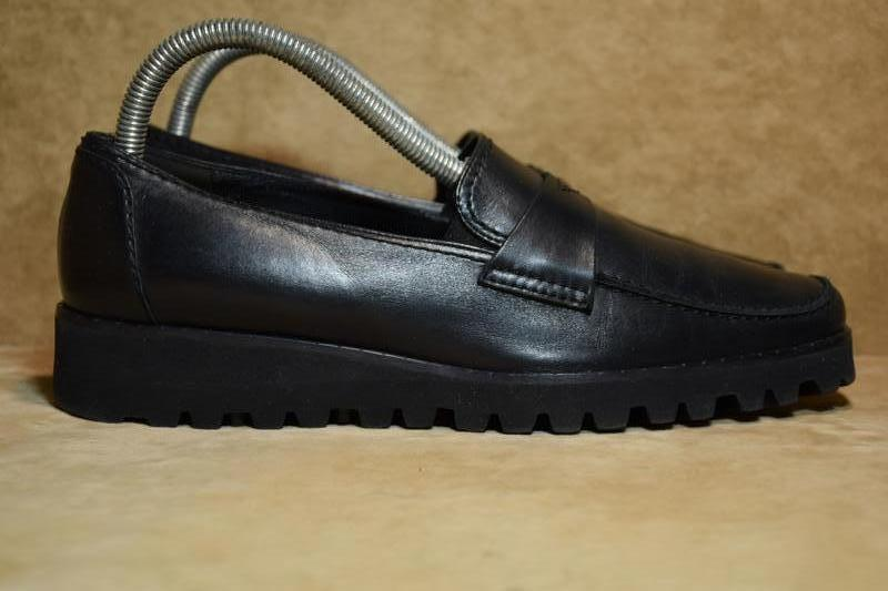Туфли мокасины kennel schmenger k&s vibram женские кожаные гер...