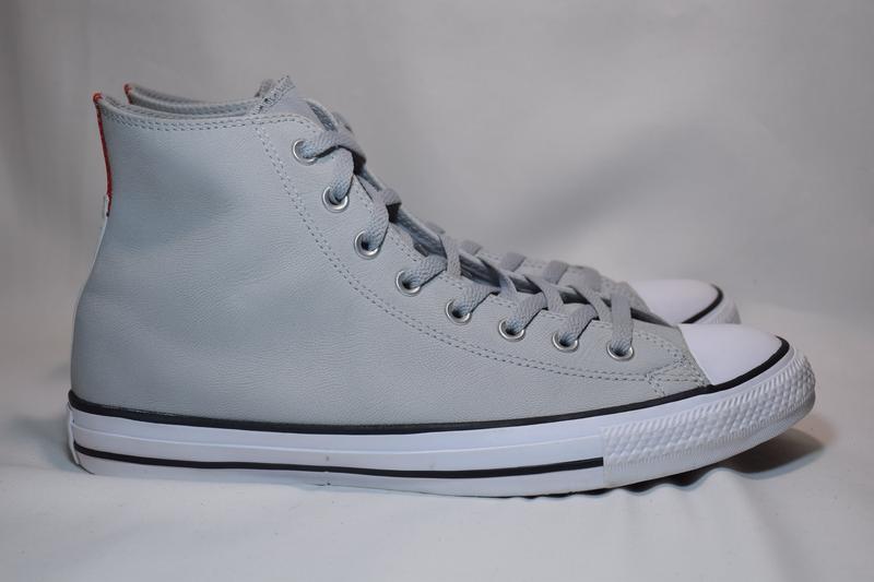 Высокие кеды converse chuck taylor all star leather hi мужские... - Фото 2