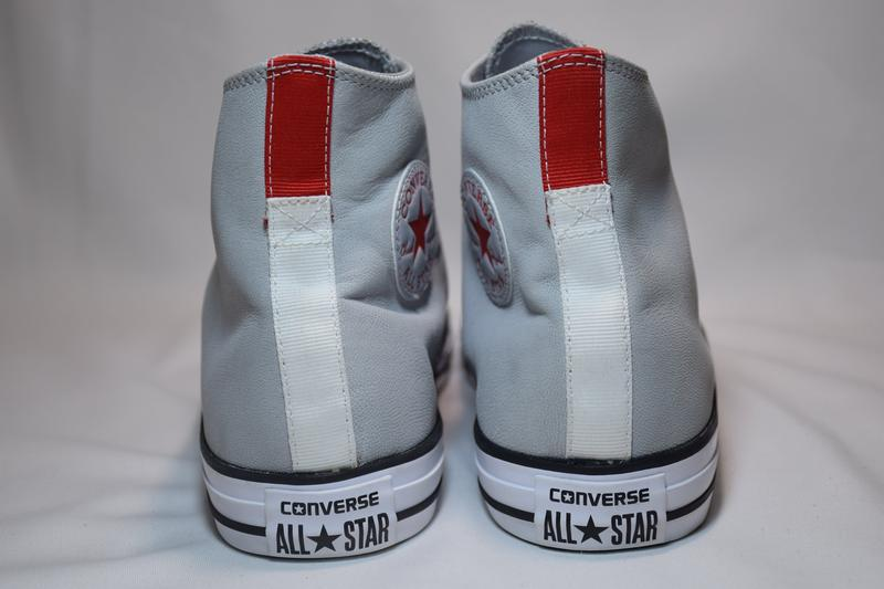 Высокие кеды converse chuck taylor all star leather hi мужские... - Фото 4