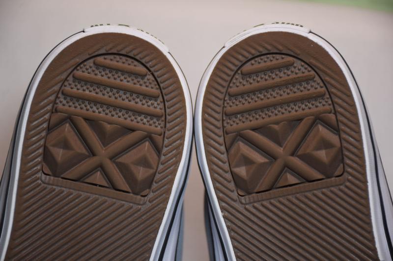 Высокие кеды converse chuck taylor all star leather hi мужские... - Фото 7
