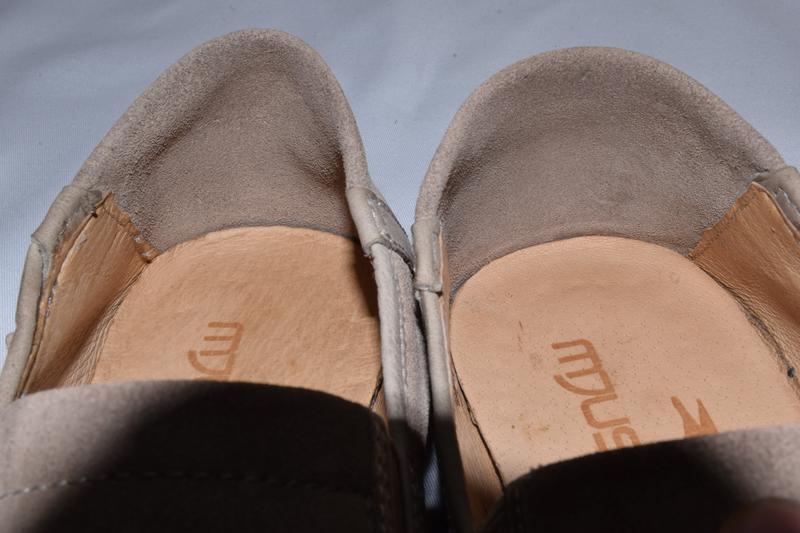 Мокасины слипоны mjus rbl slip on/ airstep туфли кожаные итали... - Фото 5