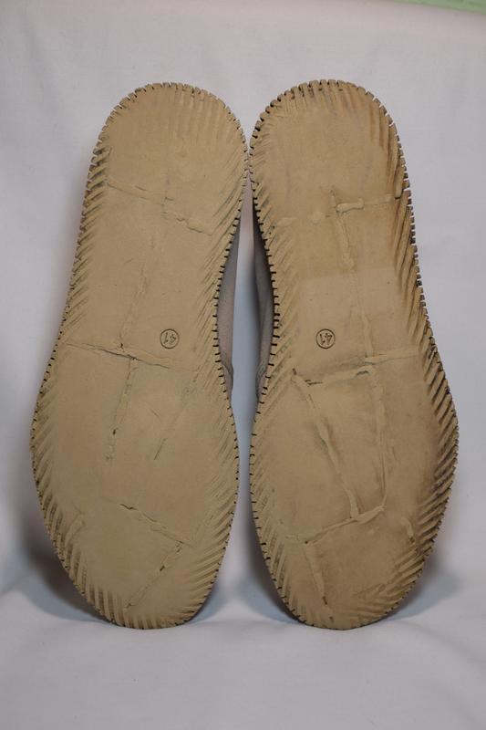 Мокасины слипоны mjus rbl slip on/ airstep туфли кожаные итали... - Фото 6