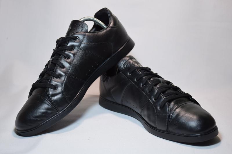 Кроссовки reebok classic кожаные. оригинал. 41 р./26.5 см. - Фото 2