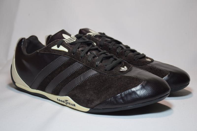 Кроссовки adidas good year мужские кожаные. оригинал. 45-46 р.... - Фото 2