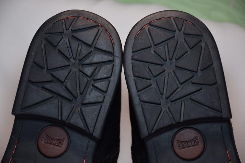 Ботинки camper кожаные мужские. марокко. оригинал. 44 - 45 р./... - Фото 7