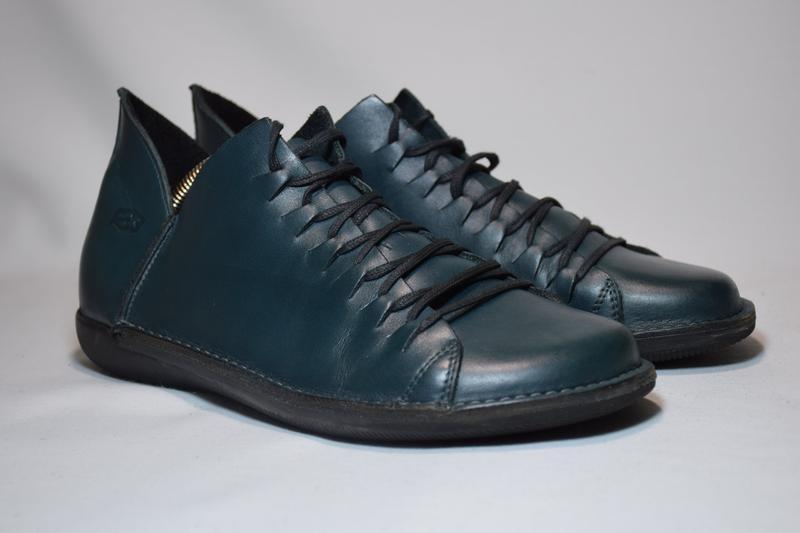 Туфли кроссовки loints of holland / lnts женские кожаные голла... - Фото 2