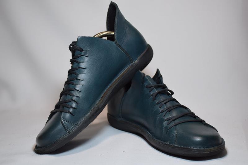 Туфли кроссовки loints of holland / lnts женские кожаные голла... - Фото 3