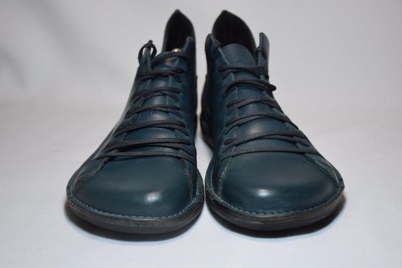 Туфли кроссовки loints of holland / lnts женские кожаные голла... - Фото 4