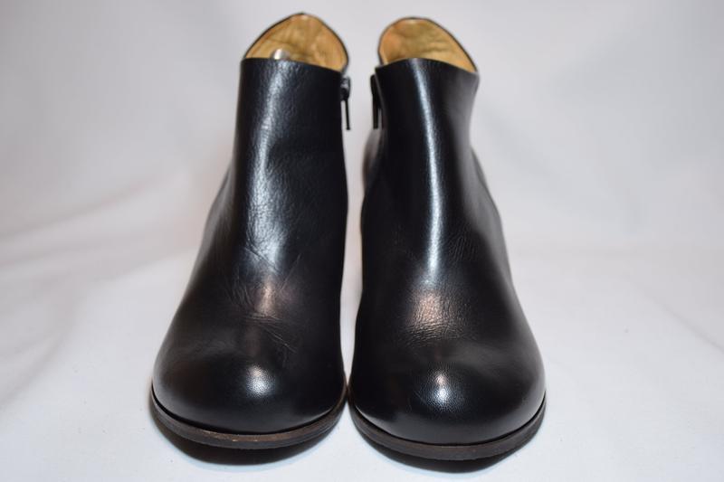 Ботинки ботильоны gidigio женские кожаные. италия. оригинал. 3... - Фото 3